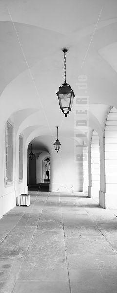 Arkaden Schloss Solitude